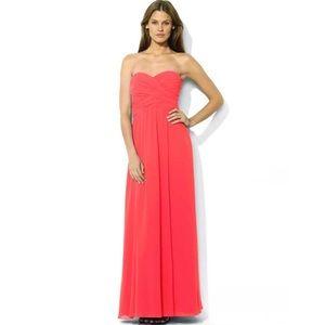 Like New Lauren by Ralph Lauren Evening Dress